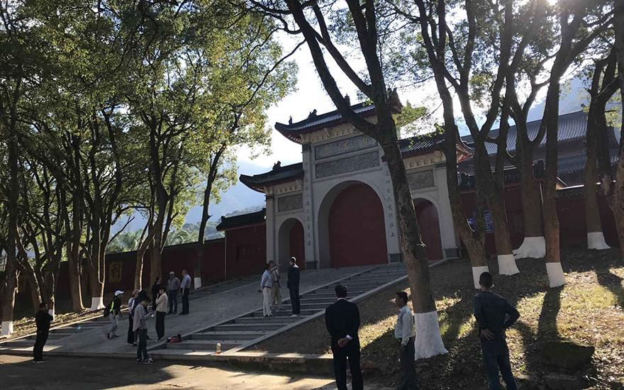 福清灵石寺:禅宗五家之一曹洞宗的祖源地