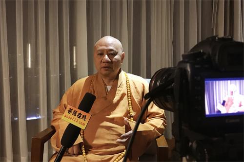 明生法师:没有国就没有家 佛教徒也一样