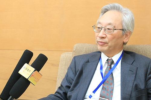 日本代表团团长菅野博史教授谈对会议的未来愿景