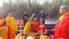 【高清图集】海安首届老坝港开渔节