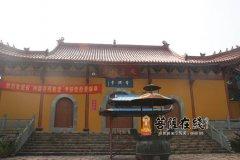【高清图集】湖州常照寺寺院风光
