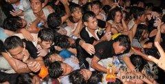 菩萨在线众佛友为柬埔寨踩踏事件遇难者祈福